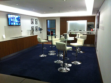 We Buy Any Car Com >> The Car Buying Company VIP suite at the O2